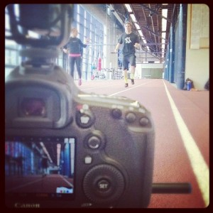 This is my current FightBack at its purest. Learning to run, and filming it for those, who want to support my fight.