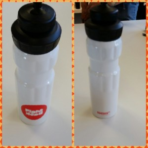 Our second meeting today, was about this! Sigg drinking bottle, which is the best aluminum bottle to use at, well anywhere… and with a great history!