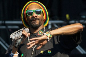 Snoop Lion is ON!